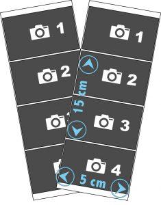 photobooth - format photomaton 4 photos - location photobooth haute savoie