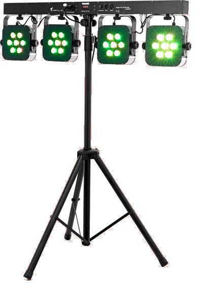 location sonorisation et éclairage haute-savoie - pack éclairage boly