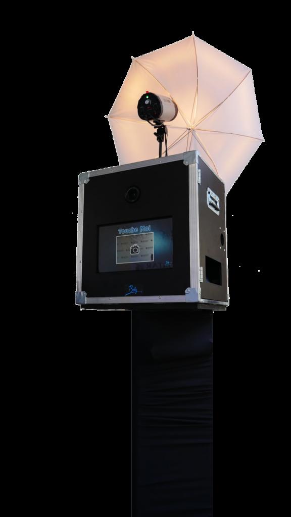 location sonorisation et éclairage haute-savoie - location photobooth boly