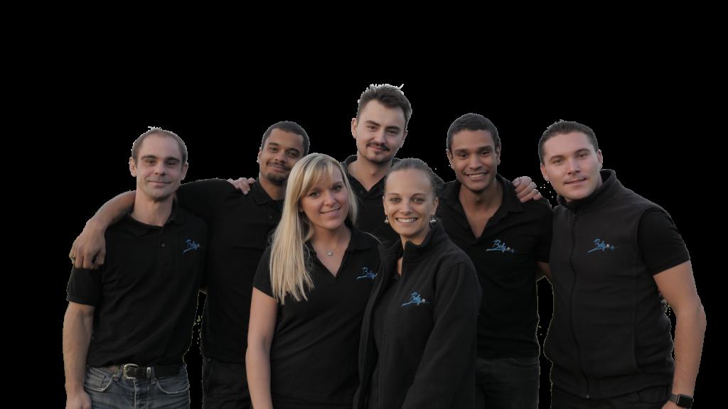 boly - membres de l'équipe boly - location sonorisation haute-savoie