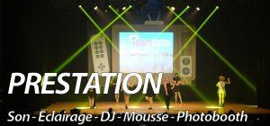 Sonorisation Eclairage Mousse en Haute-Savoie